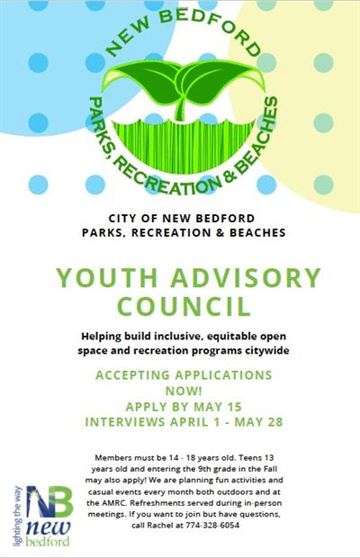 Youth Advisory Council Flyer